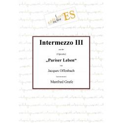 Intermezzo III