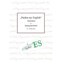 Pardon my English - Ouverture